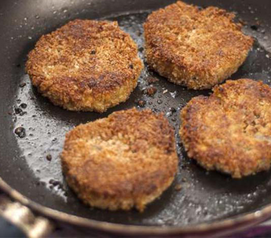 Photo of Spicy Carrot Burgers