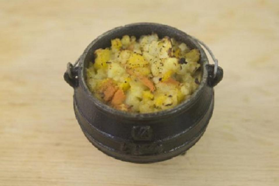 Hearty Lamb Pot