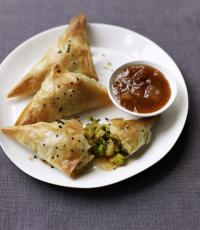 Meat Free Monday Samosa